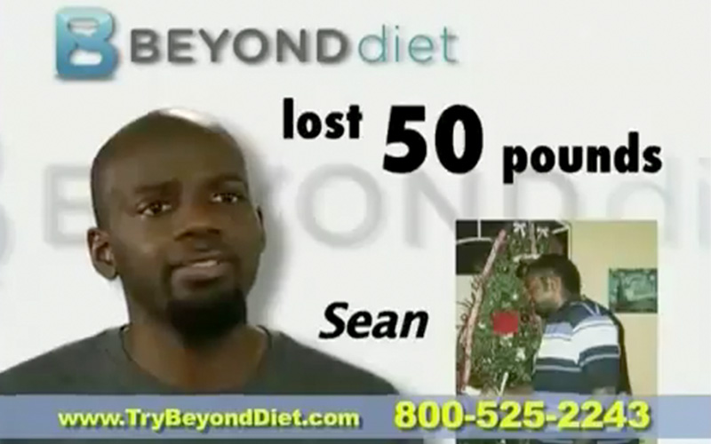Beyond Diet Commercial