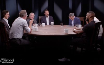 Tom Hanks Dispenses Sage Advice During Actors Roundtable Discussion