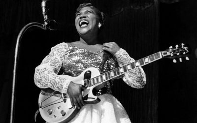 Sister Rosetta Tharpe is the Godmother of Rock and Roll