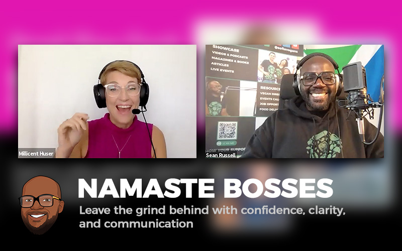 Sean Russell Interviewed on Be Your Own Boss Series